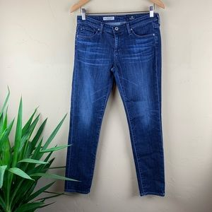 Adriano Goldschmied AG Stevie Ankle Jeans Sz 28R